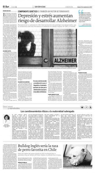 Dra. Alejandra Flores - Alzheimer